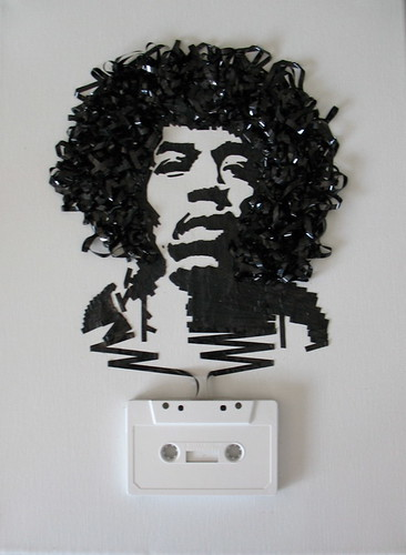 Ghost in the Machine: Jimi Hendrix