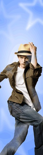 Bookmark: Lucas Grabeel (II)