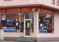 schwan grill.