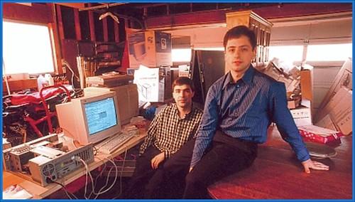 Larry&Sergey garage