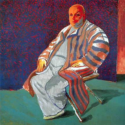 Divine by David Hockney
