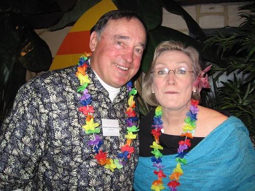 Senator Frank Mahovlich & the Honourable Carolyn Bennett