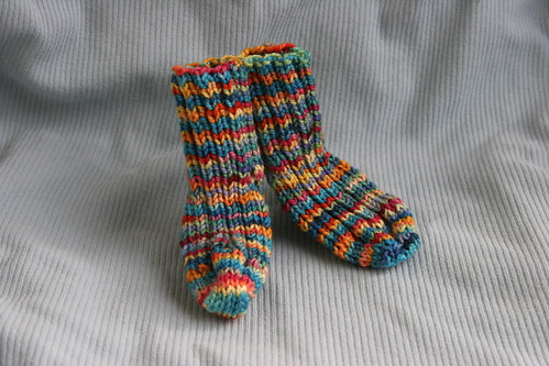 cute little socks -  front view