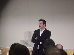 Richard Florida at the Friday Institute