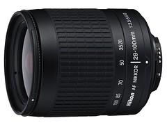 Nikon 28-100 F/3.5-5.6 G AF Nikkor Zoom