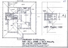 sketch plans for old house amherst