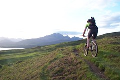 Whitty on a great wee Skye loop