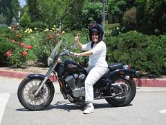 Biker Beth