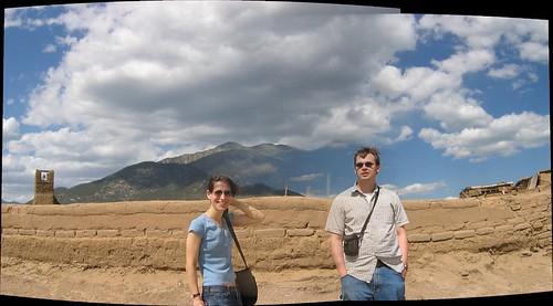 Near Taos Pueblo