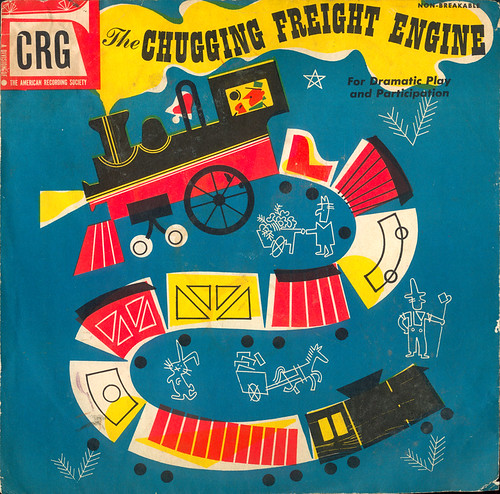 The Chugging Freight Engine