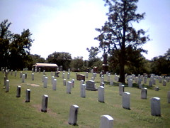 Fort Sill Cemetery Chief's Knoll