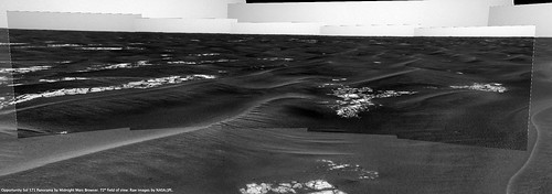 Opportunity Sol 571 Pancam Context
