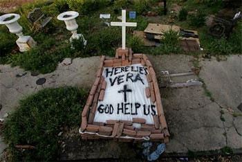 Here Lies Vera -- God Help Us
