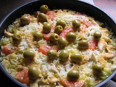 Con olivas