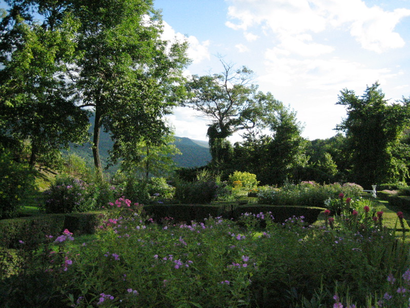 gardens at hildene