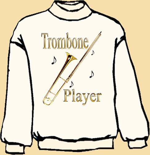 Trombone Player Sweat