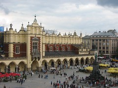 Cloth Hall, Kraków, Poland