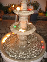 Housewarming - fountain
