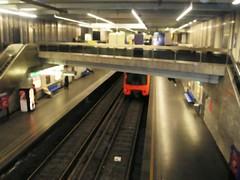 Metrostation Roodebeek