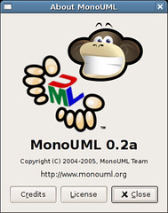 About MonoUML