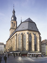 Heiliggeist Church, Heidelberg, Germany