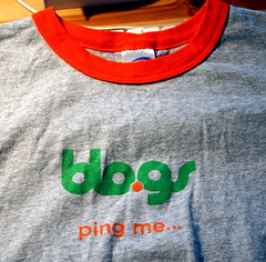 blo.gs t-shirt