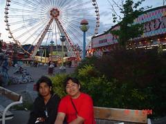 Volksprater Funfair, Vienna, Austria