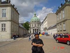 Frederikskirken, Copenhagen, Denmark