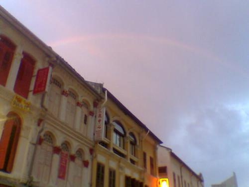 Rainbow@Dusk