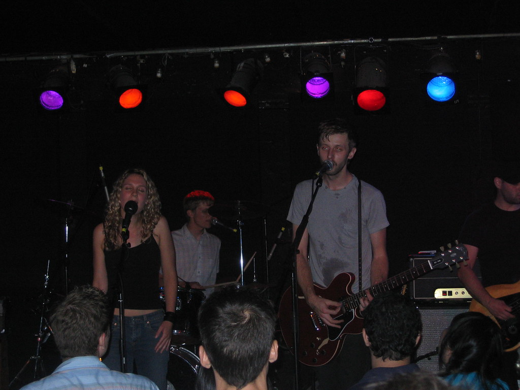 Dirty on Purpose @ Mercury Lounge