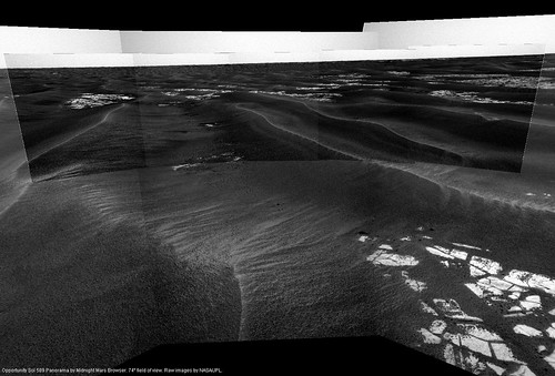 Opportunity Sol 589