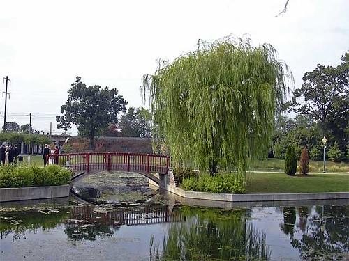 Delaware Canal Lagoon Park