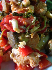 made-up Mexican dish