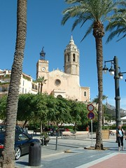 Sitges Parish Church