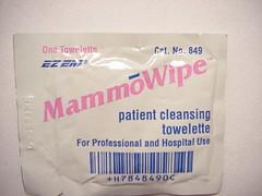 Mammo-Wipe