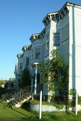 Woodlawn Row Houses 9/2005