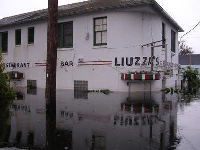 Liuzza's, on September 8, 2005