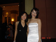 Monash Ball 2005 Flame and Frost - Wei Wan and Me