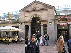 Covent Garden Market, London, UK