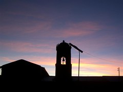 Salar Trip - 06 - Church sunset