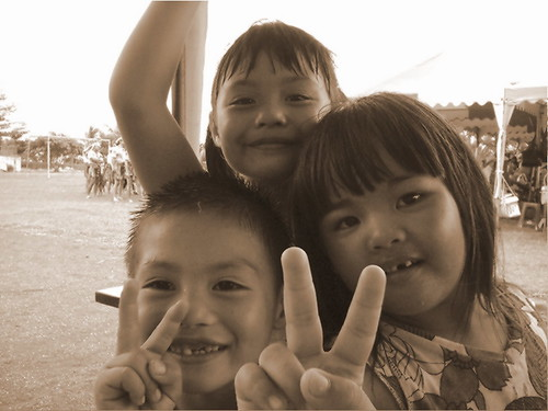 Taitung cute kids