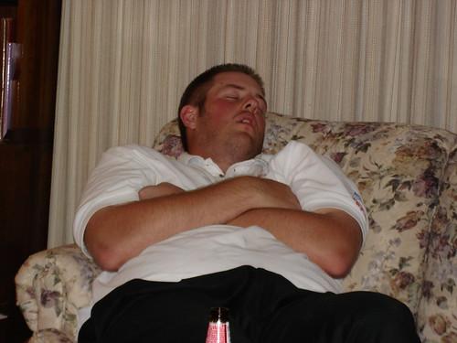 Noah Sleeping 2