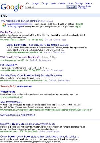 Google's Advertising
