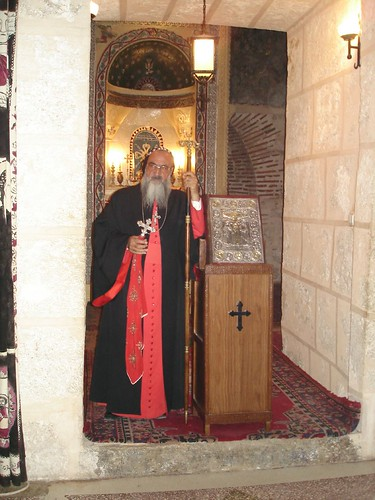 Mor Timotheus Savme Aktas, biskup Tur Abdinu