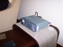 Optoma EP-738 DLP Projector