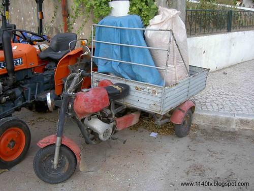 Forvel triciclo