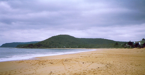 Pearl Beach Looking South