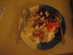 dinner 6/10/05