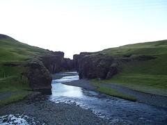 Fjarðarglijúfur Canyon
