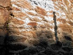 ombre sur un mur, 071005